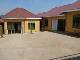 A double house for rent in kisasi