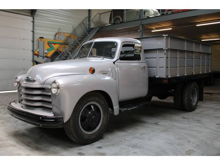 Chevrolet Loadmaster - 1948