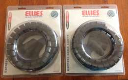 2 x Ellies Express Cable Sleeves