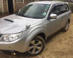 Subaru Forester xt 2L TURBO