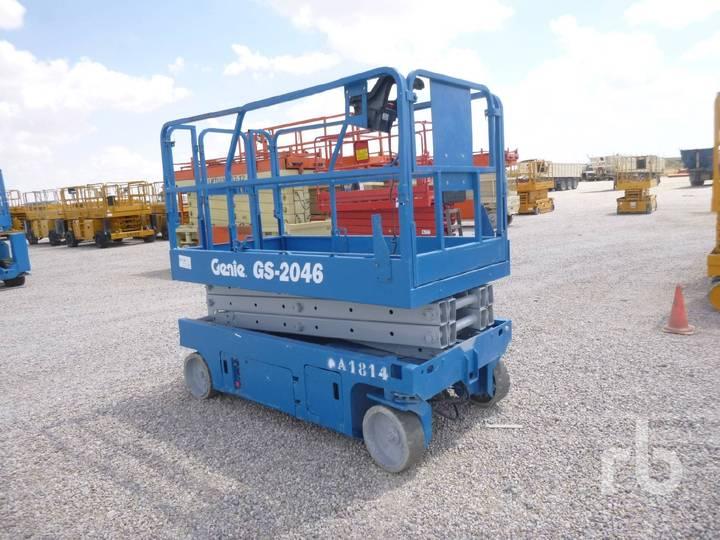 Genie GS2046 Electric - 2006