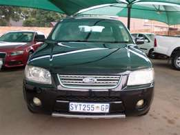 Ford - Territory 4.0i TX Auto for sale