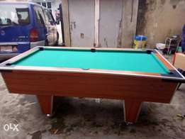 Bend new local snooker pool table