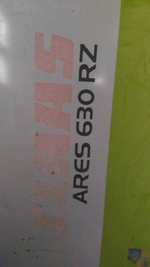 Claas ARES 630