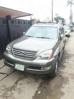 08 Lexus Gx470 (Full Option)