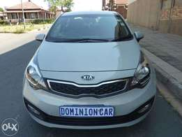 2012 Kia Rio 1.4 Sedan for sale at R110000