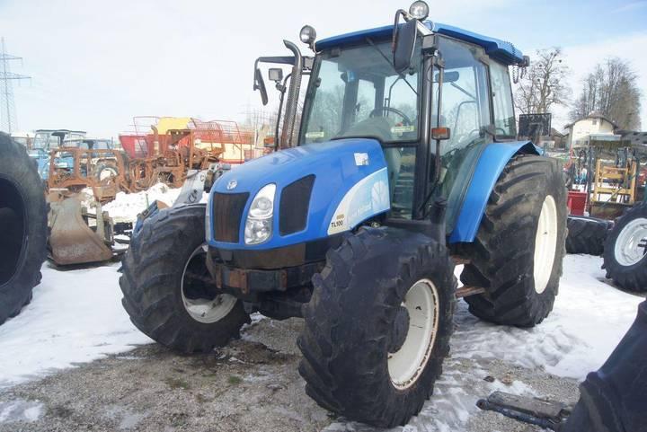 New Holland TL 100 A - 2005