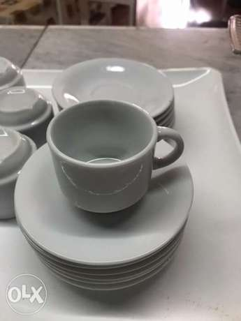 coffee cups 11 pieces