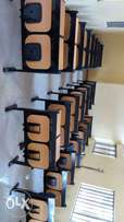 Approved School Furnitures avaialble in plastic, metal and wood.