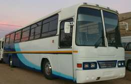 Mercedes Benz 52 Seater bus for sale!