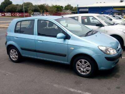 2009 Hyundai Getz 1,5 CRDI HighSpec for only R 85,000.00 Rosettenville - image 1