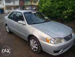 Used 2002 Toyota corolla for sale