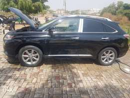 Lexus RX 350 upgraded