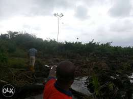 3 Acres Lagoon front Land for sale at the Free Trade Zone, Ibeju-Lekki