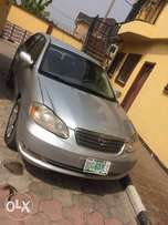 Corolla 2005 in good condition.