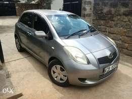 Extreeeemly Clean Toyota Vitz KCB, 2008 for Sale