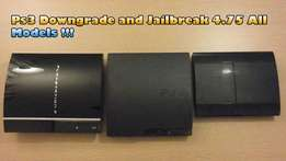 Ps3 jailbreak/chipping all Models plus 5games