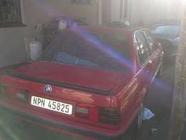 e 30 325 4 sale red offers bmw and spares 4 sale