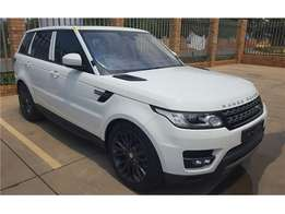 Range Rover-Supercharged