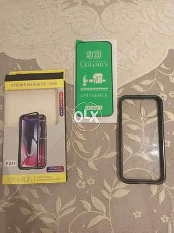 iphone 12 360 cover with screen protector