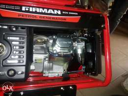 6.5 HP not 6.5KVA Firman Sumec Ecological Line Generator