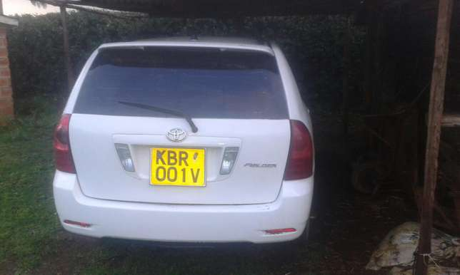 Toyota fielder manual Nakuru East - image 5