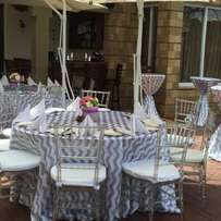 Hire events seats,tables and tents