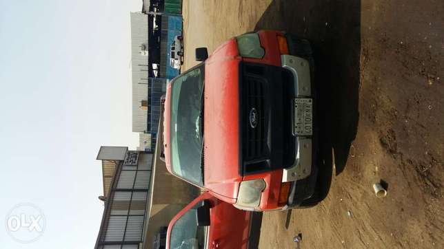 Urgent!! Ford Explorer iron man for sale