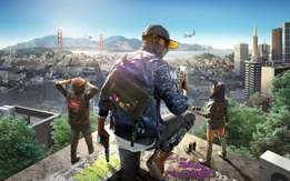 Watchdogs 2 imported games