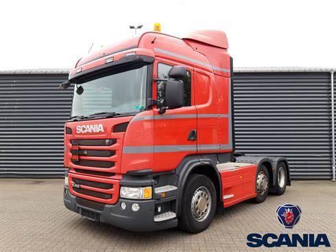Scania G410 - 2014