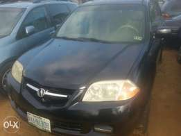 Few months used acura mdx 2004 tincan cleared buy n travel