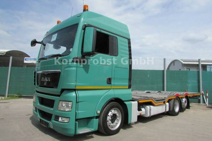 MAN TGX 26.440 6x2 LL - LKW Transporter Nr.: 521 - 2013