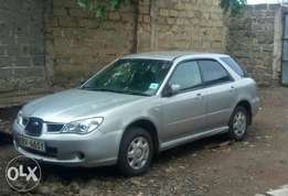 Quick sale! Subaru Imprezza KBV available at 600k asking price!