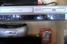 Orion dvd./VCR player