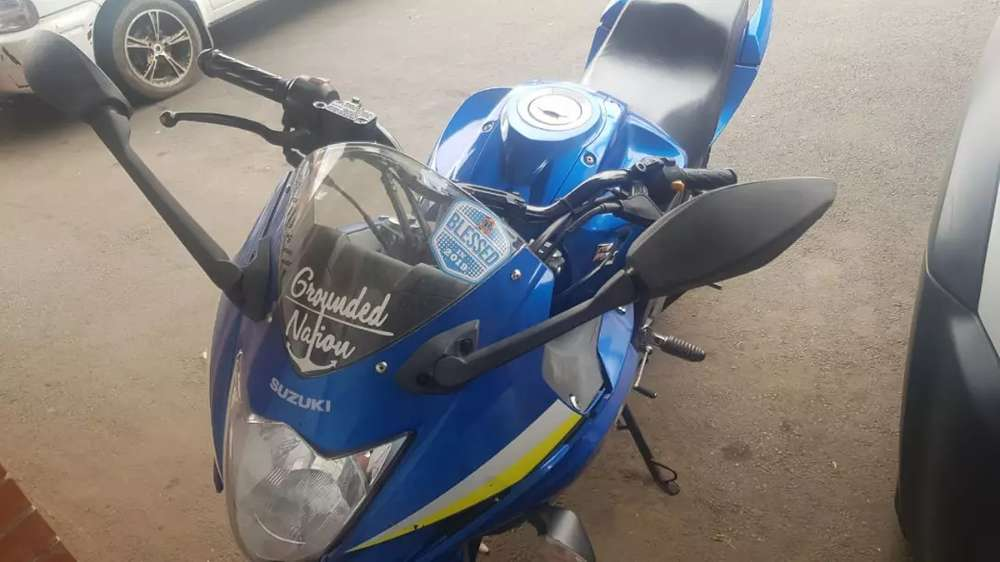 Bike Suzuki - Motorcycles & Scooters for sale | OLX South Africa