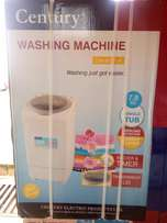 Century washing machine 7.8kg