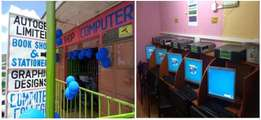 Computer COLLEGE, BOOKSHOP & Cyber Services for sale in Kitengela