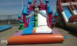 water slide for hire