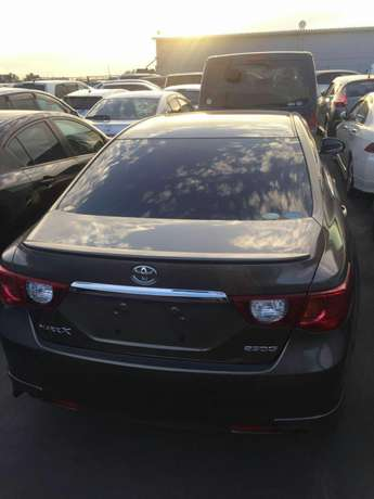 Toyota Markx new shape 2010 with sunroof for sale Hurlingham - image 7