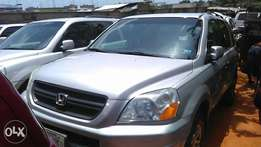 Few months used Honda pilot 05 buy n travel