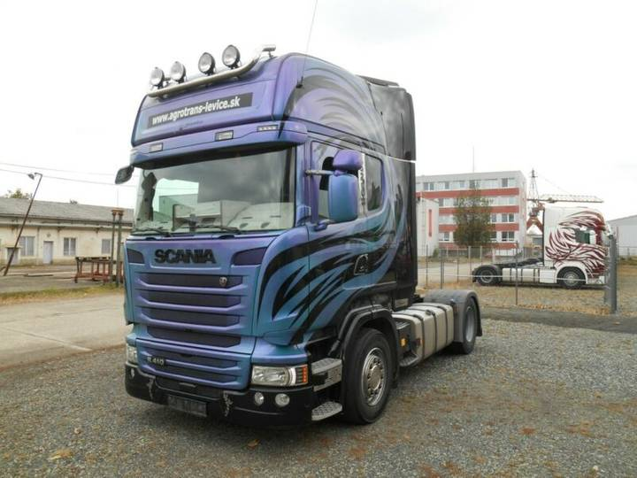 Scania R410 E6 Full Air / Leasing - 2015