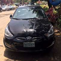 Neatly Used Hyundai Accent 2014 model for grabs