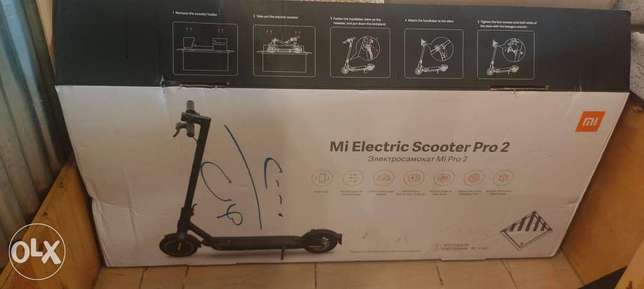 Mi Electric scooter pro max 2
