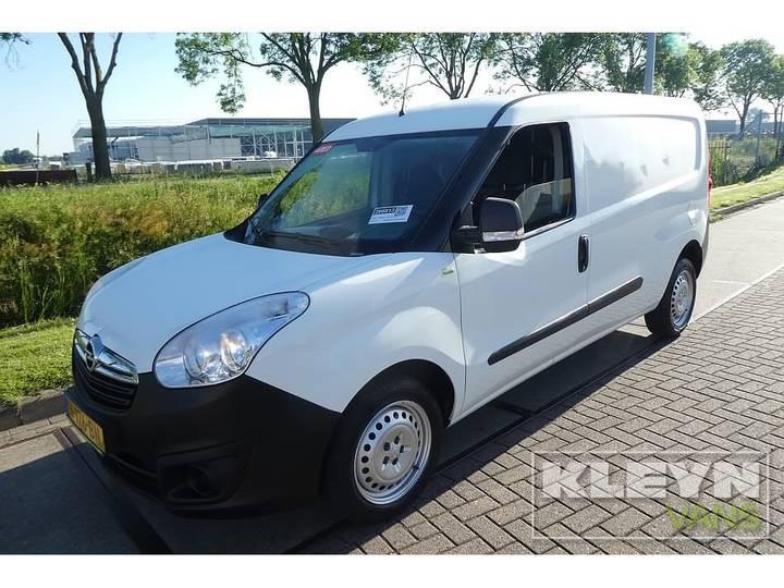 Opel COMBO 1.3 CDTI L2H1 lang, airco, 78 dkm. - 2016
