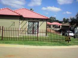 newly built town house's at Pretoria north