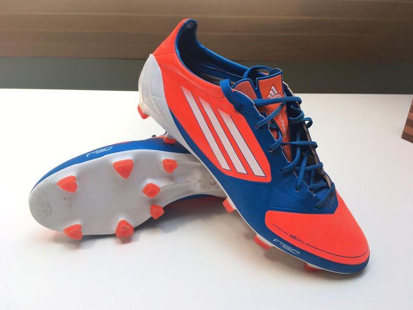 d7763482e Kopačky Adidas f50 Adizero TRX FG - Fotbal - 15932639 | letgo Česká ...