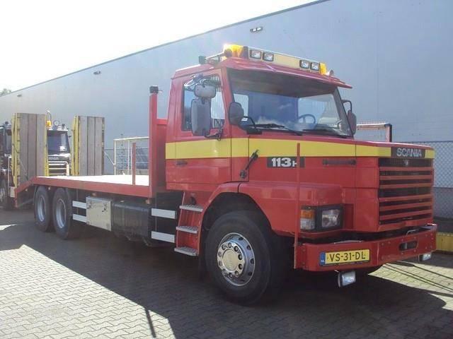 Scania T 113 6x2 - 1992