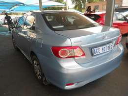 2014 Toyota Professional 1.3 For Sale For R135000