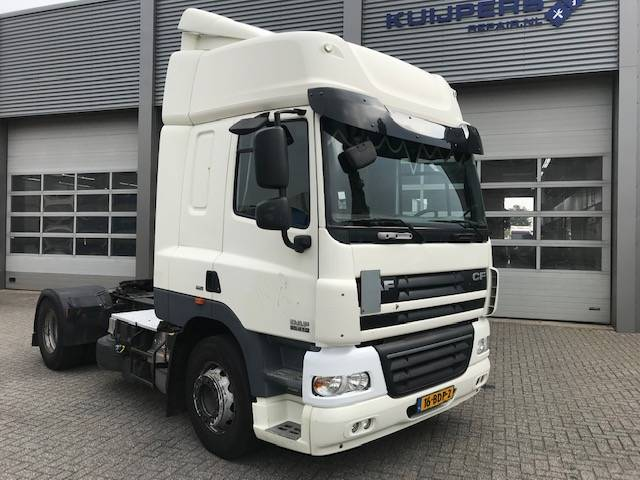 DAF FT CF 85.410 / APK-TUV / NL truck / Top condition - 2008