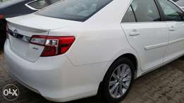 Camry XLE 2012 edition